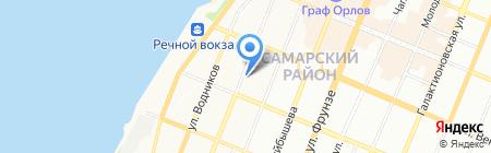 Хороший дом на карте Самары