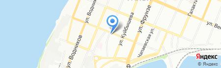 Белсам на карте Самары