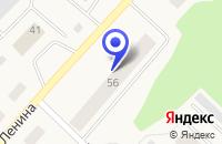Схема проезда до компании МЕЛКООПТОВЫЙ СКЛАД СЕВЕРНАЯ ПАЛЬМИРА в Микуне