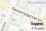 Схема проезда до компании ALEVTINA AGLIERE в Самаре