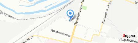 Родниковый источник на карте Самары