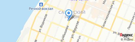 Аптека.ру на карте Самары