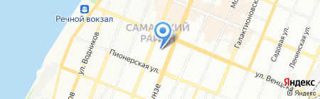 LUSSO на карте Самары