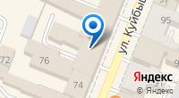 Компания GaGa.ru на карте
