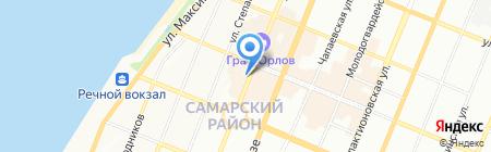 Самарский дом игрушки на карте Самары