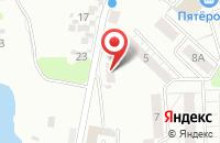 Схема проезда до компании Волгарь Строй в Самаре