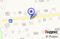 Схема проезда до компании РЕДАКЦИЯ ГАЗЕТЫ МАЯК СЫСОЛЫ в Визинге