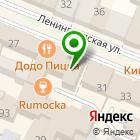 Местоположение компании Салон аксессуаров Елены Ходкевич