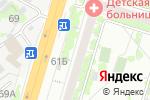Схема проезда до компании Мастерская по ремонту обуви в Самаре