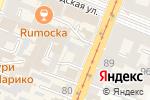 Схема проезда до компании Ножи-посуда в Самаре