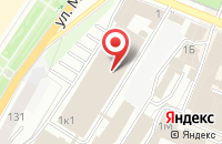 Схема проезда до компании Стройперспектива в Самаре