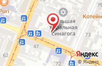 Схема проезда до компании Союз Коммунистической Молодежи в Самаре