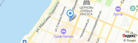 Наше место на карте Самары