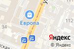 Схема проезда до компании Суши шоп в Самаре