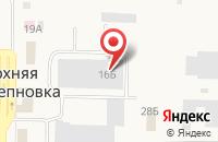 Схема проезда до компании Андреевский в Подстепновке