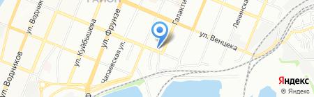 Crasivo на карте Самары