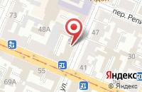 Схема проезда до компании Уралстрой в Самаре