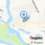 ТД Энергия на карте Волжского