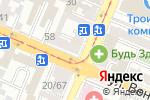 Схема проезда до компании Феликс в Самаре