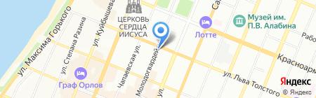 В.и.п.-Колор на карте Самары