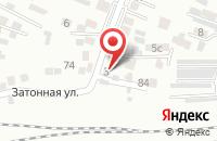 Схема проезда до компании Асдм в Самаре