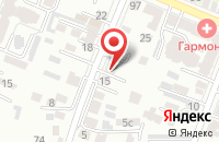 Схема проезда до компании Мой дом в Гурьевске