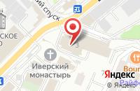 Схема проезда до компании Веналю в Волжском