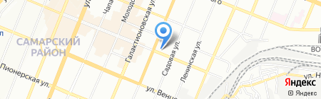 ИМПЕРАТОР на карте Самары