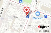 Схема проезда до компании Ремонтно-Строительная Фирма «Современник» в Самаре