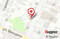 Схема проезда до компании Почта Банк в Новом
