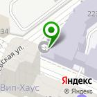 Местоположение компании Научно-технический центр по организации работ в строительстве