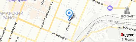 Big Travel на карте Самары