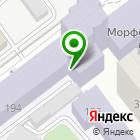 Местоположение компании ViP Проект
