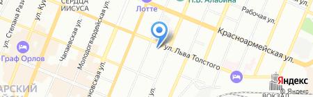 Медицинский ассистент на карте Самары