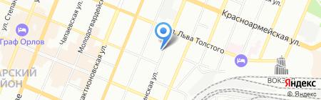 Банкомат Внешпромбанк на карте Самары