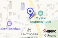 Схема проезда до компании ПРОДУКТОВЫЙ МАГАЗИН СПЕКТР в Алексеевском