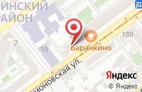 Схема проезда до компании Рейтинговое Агентство Самарской Области в Самаре