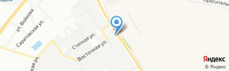 Дом-Строй на карте Самары