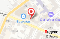 Схема проезда до компании CatalogSamara.ru в Самаре