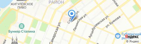 Vero-Nika на карте Самары