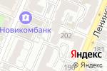 Схема проезда до компании Вега Инструментс в Самаре