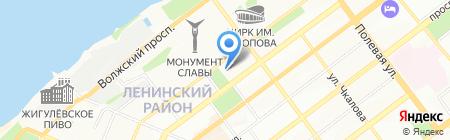 ГрадСтрой на карте Самары