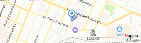 Бульончик на карте Самары