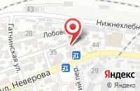 Схема проезда до компании Самарский Подшипниковый Центр в Самаре