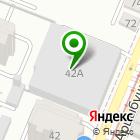 Местоположение компании Гаражно-строительный кооператив №555