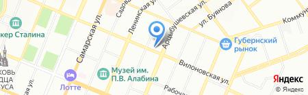 Банкомат АктивКапитал Банк на карте Самары