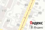 Схема проезда до компании Ангелина в Самаре