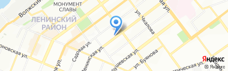 Sterna на карте Самары