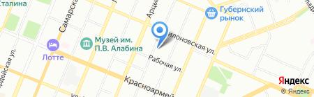 АиР Групп на карте Самары