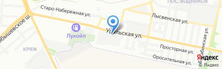 СамараТент на карте Самары